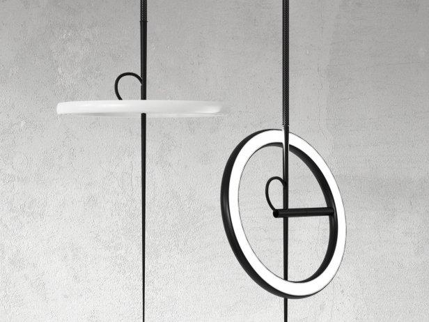 Ringelpiez Suspension Lamp 1