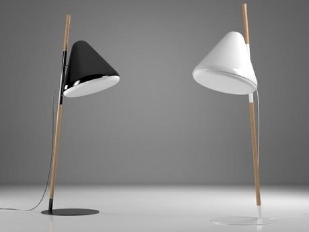 Hello Floor Lamp 3d model | Normann Copenhagen