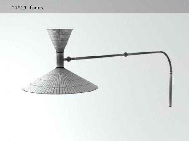 Lampe de Marseille 13
