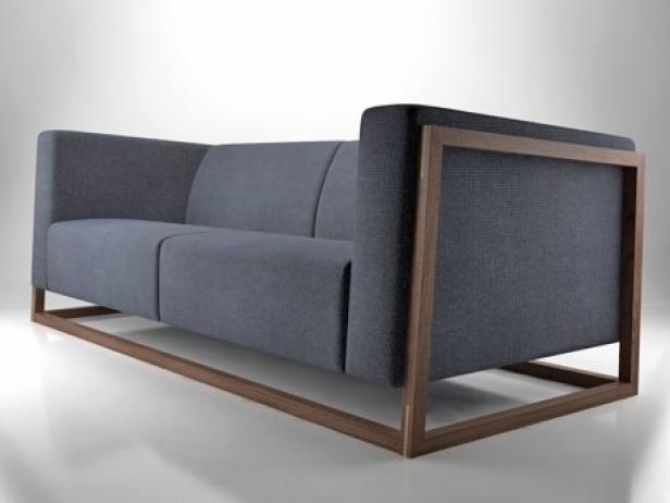 Bolia Sofa curb 3d model bolia