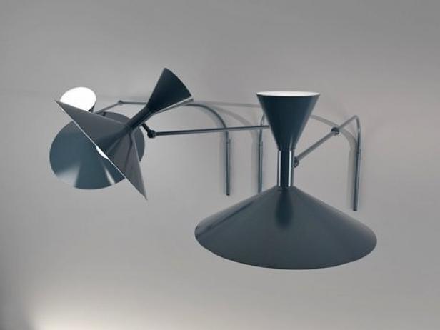 Lampe de marseille 3d model nemo - Applique de marseille ...