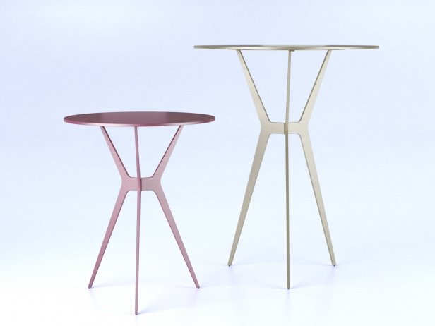 Trimundo Side Tables 2