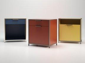 Dita Bedside Cabinets Large