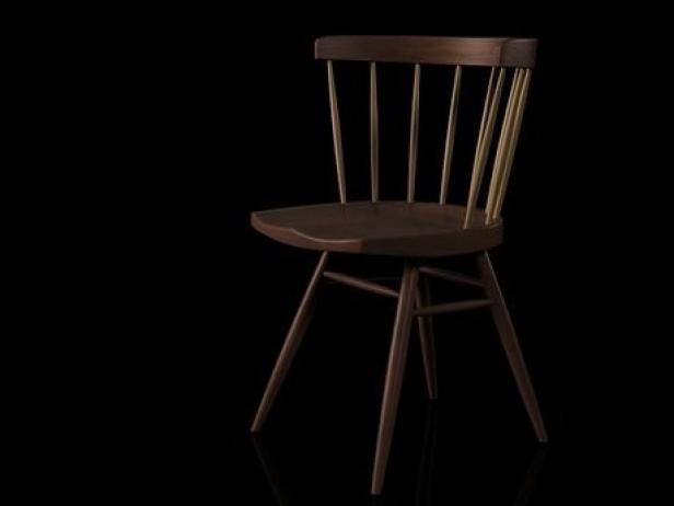 Nakashima Straight Chair 3