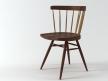 Nakashima Straight Chair 1