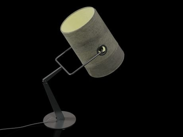 Fork table lamp 3d model foscarini for Design table lamp giffy 17 7