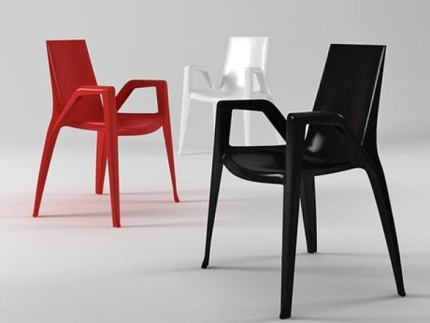 Arco Chair 1