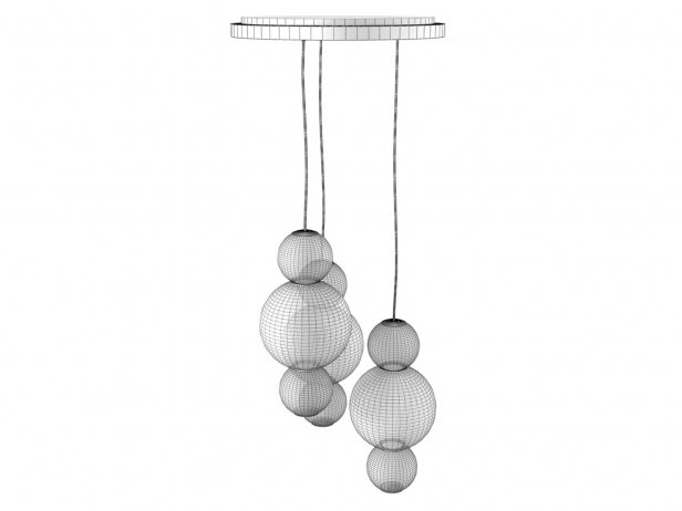 Pearls Pendant 9