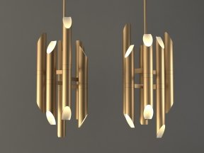 Shard Pendant Lamp