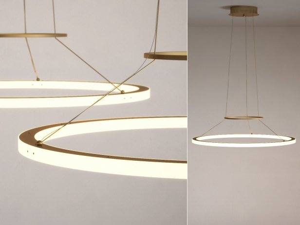 Rio In and Out Pendant Lamp 1