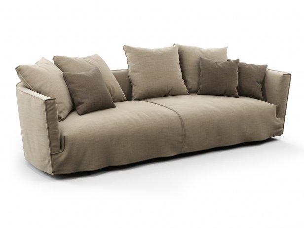 Lov Trend 3-Seater Sofa 1
