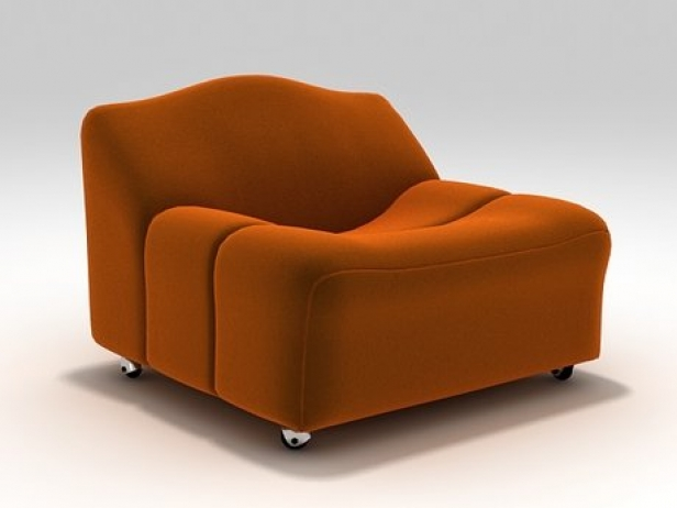 ABCD Lounge Chair 2