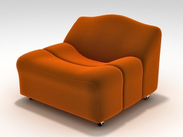 ABCD Lounge Chair 1