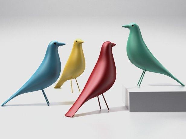 Eames House Bird 3