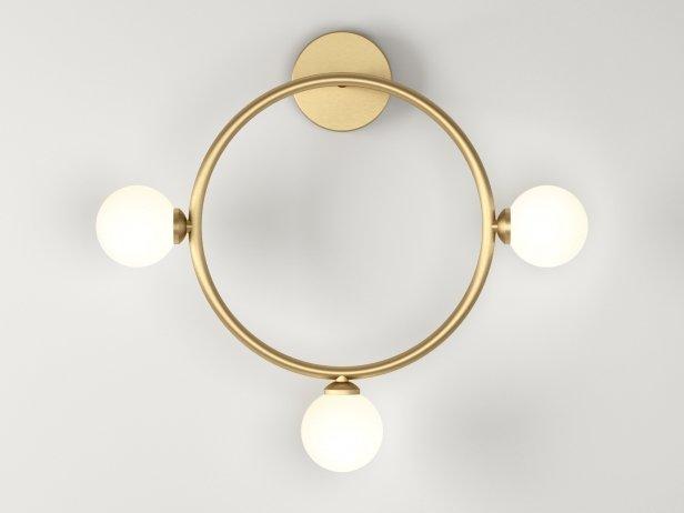 Circle Wall Lamps 3