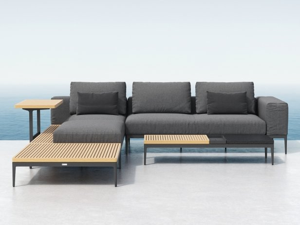 Outdoor Corner Sofa Comp A 1