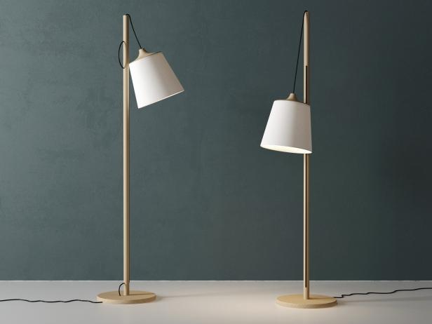 Pull Floor Lamp 1