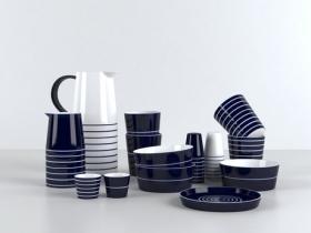 Cobalt Dinnerware