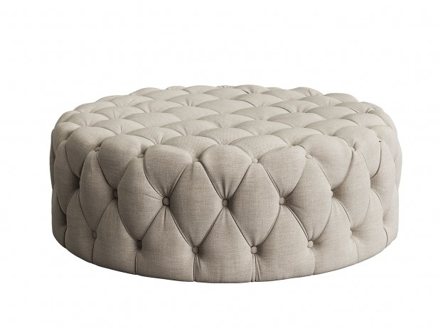 Knightsbridge Cocktail Ottoman 2