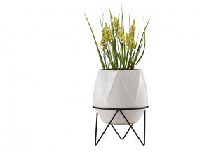 Aaro Geo Planter with Stand