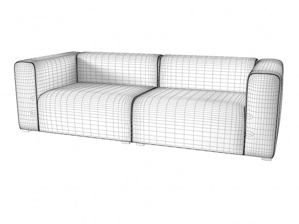 Mags 2.5-Seater Sofa 4