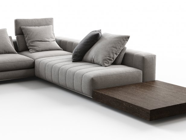 Freeman Corner Sofa System G 7