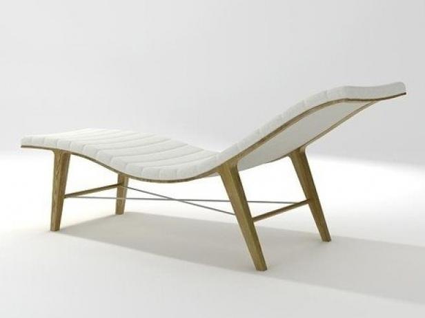 chaise longue 3d model arthur casas. Black Bedroom Furniture Sets. Home Design Ideas
