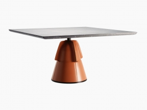 DS-615 Square Dining Table