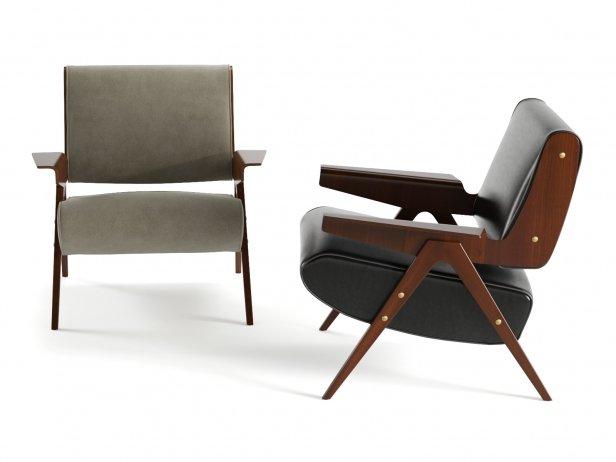Frattini 831 Lounge Chair 3