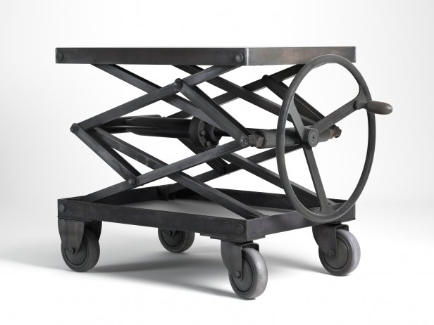 Industrial Scissor Lift Table 3
