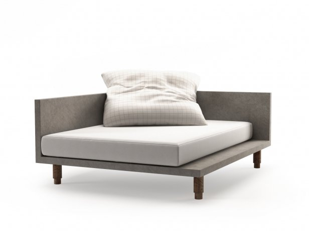 Chaise Flat 1
