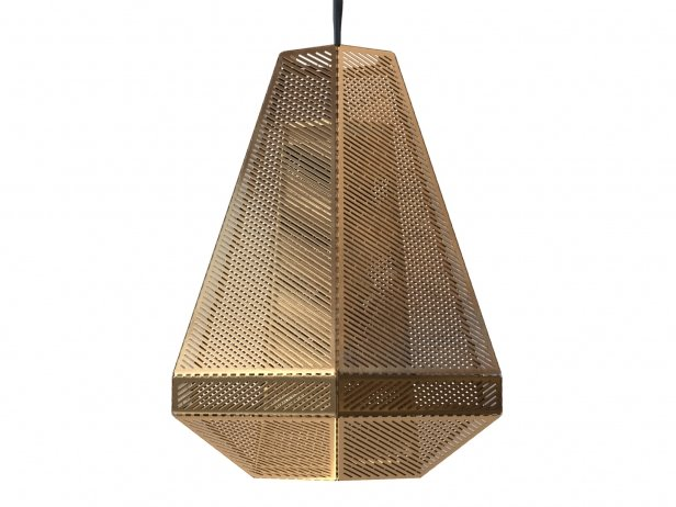 The Diamonte Pendant Lamp 3