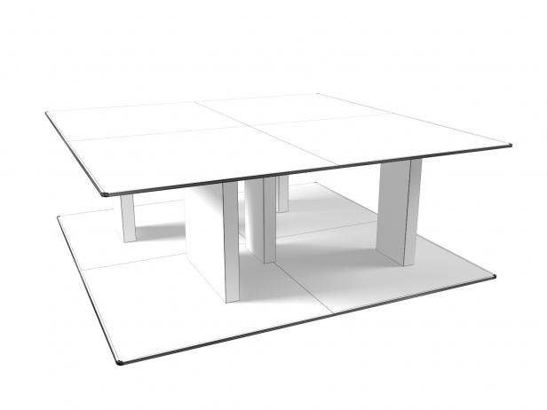 Alleluia Coffee Table 6