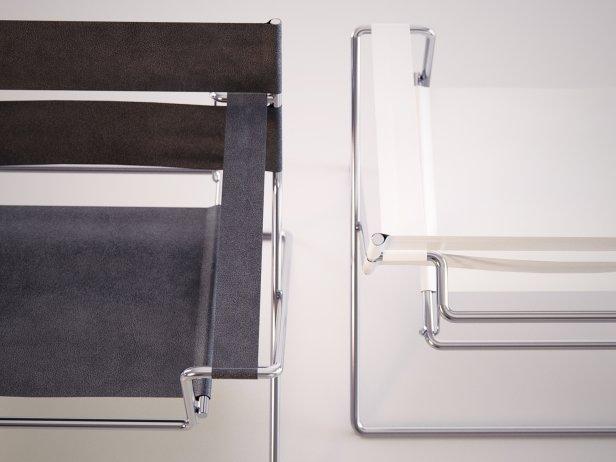 D4 Bauhaus Chair 4
