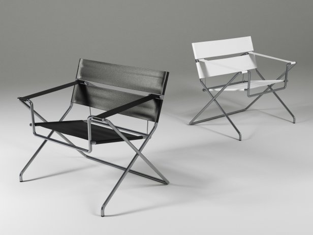 D4 Bauhaus Chair 3d Model Tecta Germany