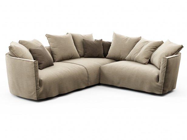 Lov Trend Corner Sofa 1