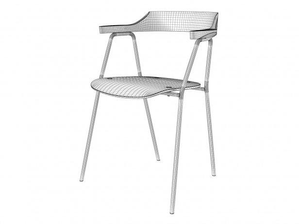 4455 Chair 4