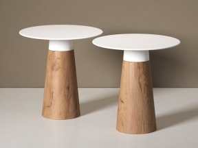Zock Pedestal Table