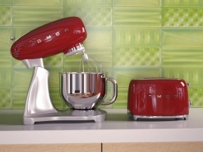 SMEG 50s Retro Style Collection