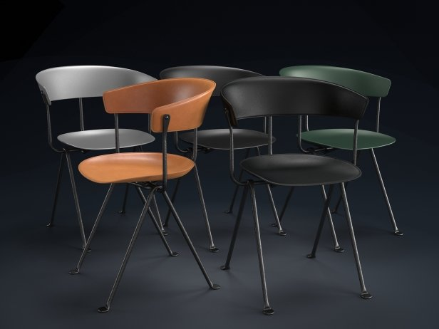 Officina Chair 8