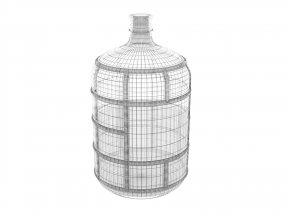 HK LIVING Waterfles Bottle