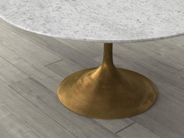 Aero Marble Dining Table 5