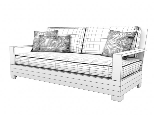 Belvedere Classic Sofa 5