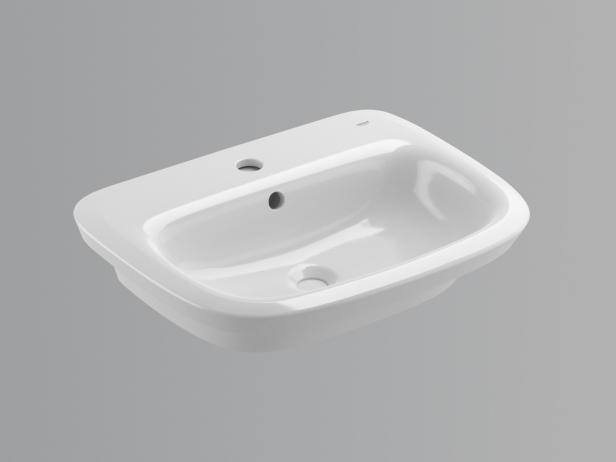 Eurostyle Semi-recessed Basin 60 Set 4