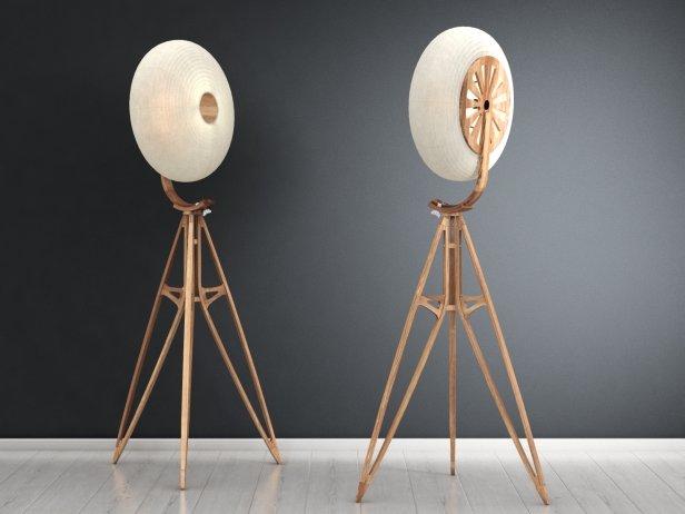 Kyoto Floor Lamp 4