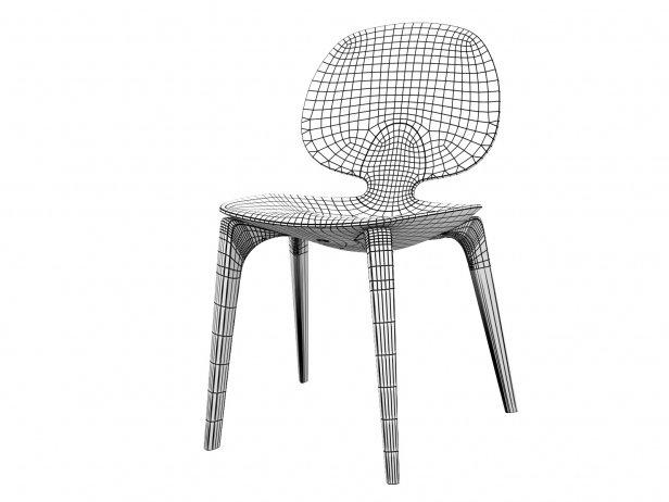 Clad Chair 5