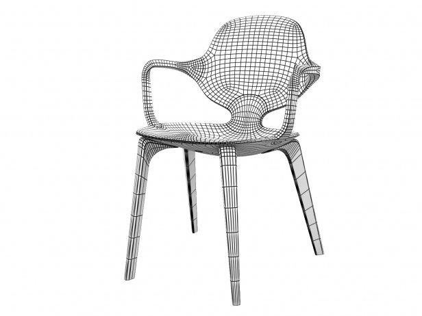 Clad Armchair 5