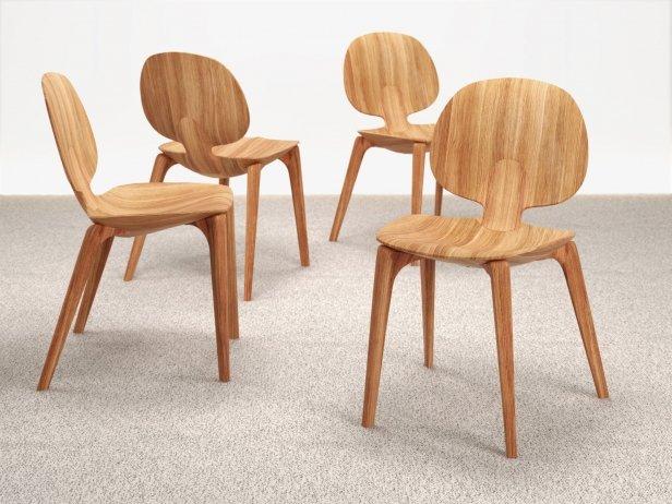 Clad Chair 1