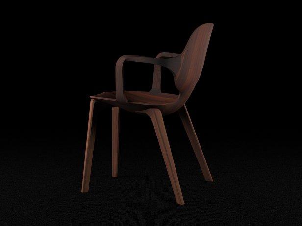 Clad Armchair 4