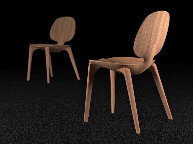 Clad Chair 4